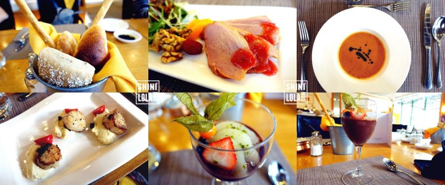 Lunch @ Grand Coloane Resort