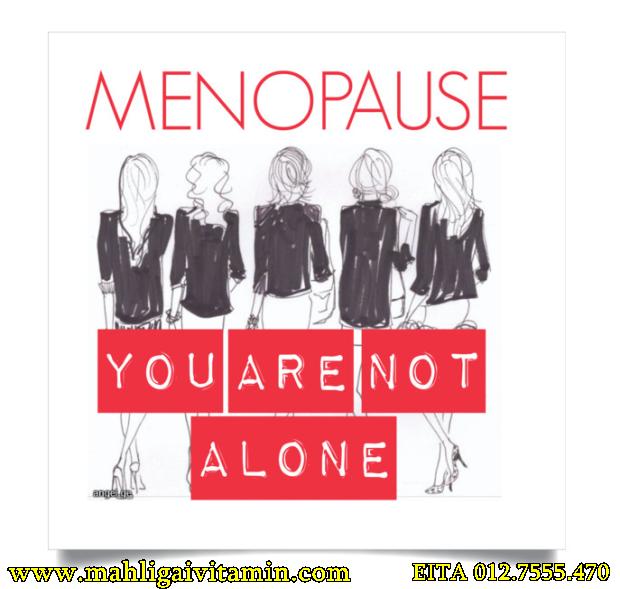 atasi simptom menopause