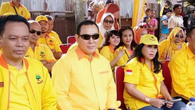 Tommy Soeharto akan Jadi Ketum Partai Berkarya & Maju Pilpres 2019