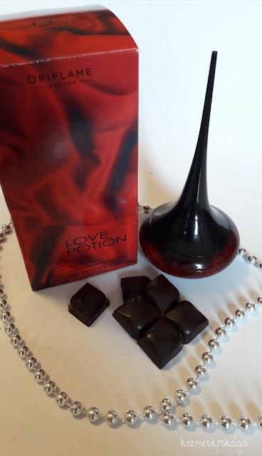 çikoltalı parfüm