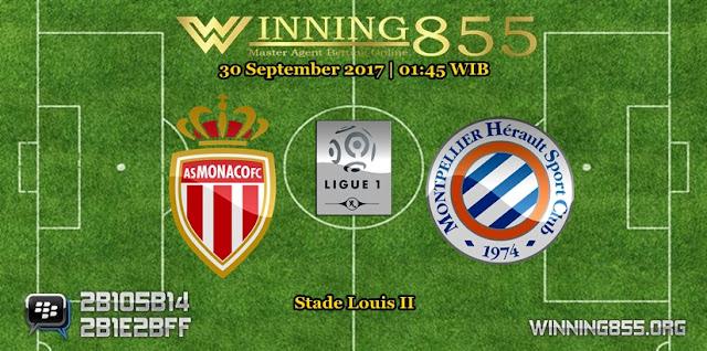 Prediksi Skor Monaco vs Montpellier 30 September 2017