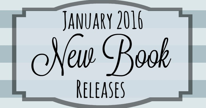 New book releases january 2016