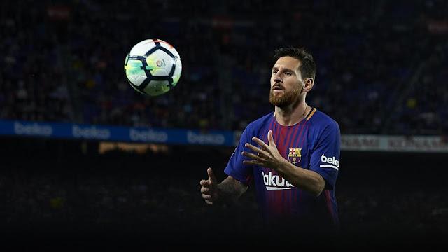 Usai Juventus Rekrut Ronaldo, Inter Bakal Datangkan Messi?