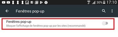 Fenêtres Pop Up Comment Les Bloquer Sur Android Tech Tutoriel