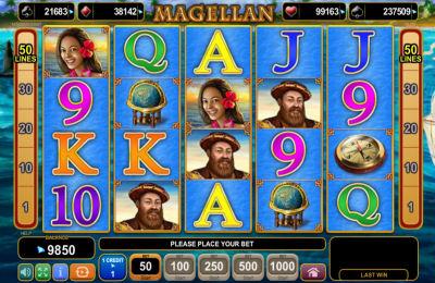 Jucat acum Magellan Slot Online