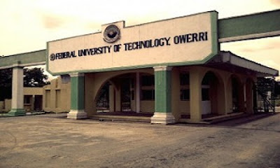 FUTO School Fees Registration Deadline 2017/18 - www.futo.edu.ng
