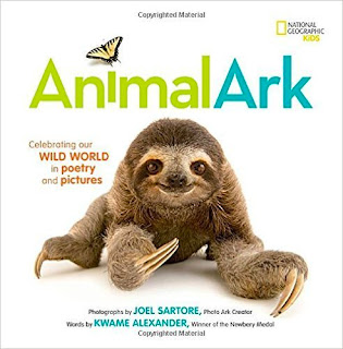 Enter the NatGeo Animal Ark Children's Book Giveaway Ends 4/19