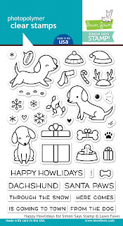 Image result for lawn fawn happy howlidays
