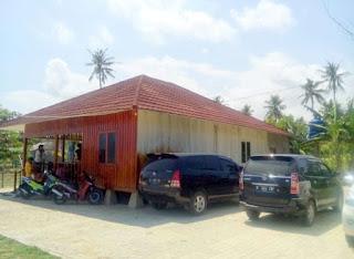 Villa Pantai Sawarna