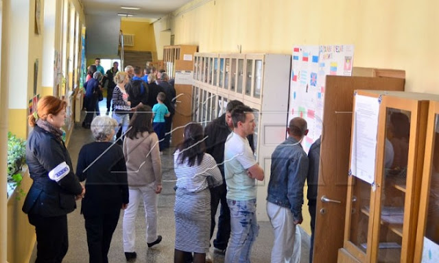 Kosovo Serbs voted massively Vucic as President