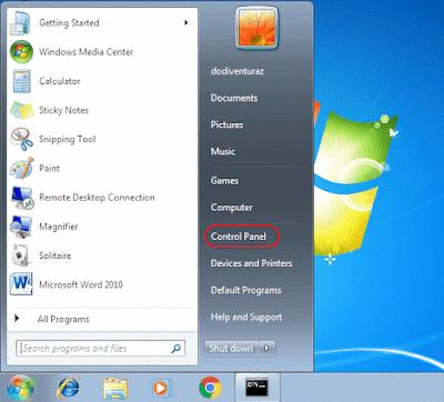 Cara Mengaktifkan Telnet Client di Windows 7