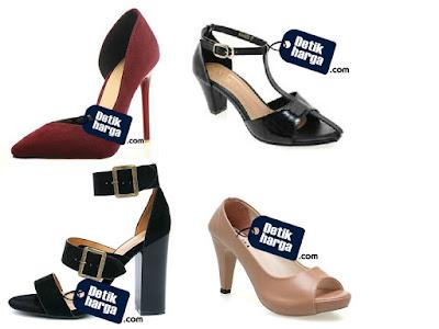Daftar Harga High Heels Semua Merk