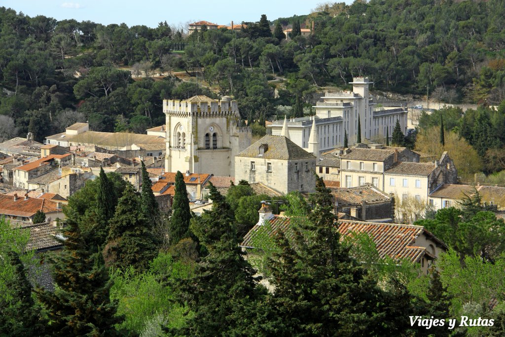 Villeneuve lez Avignon,