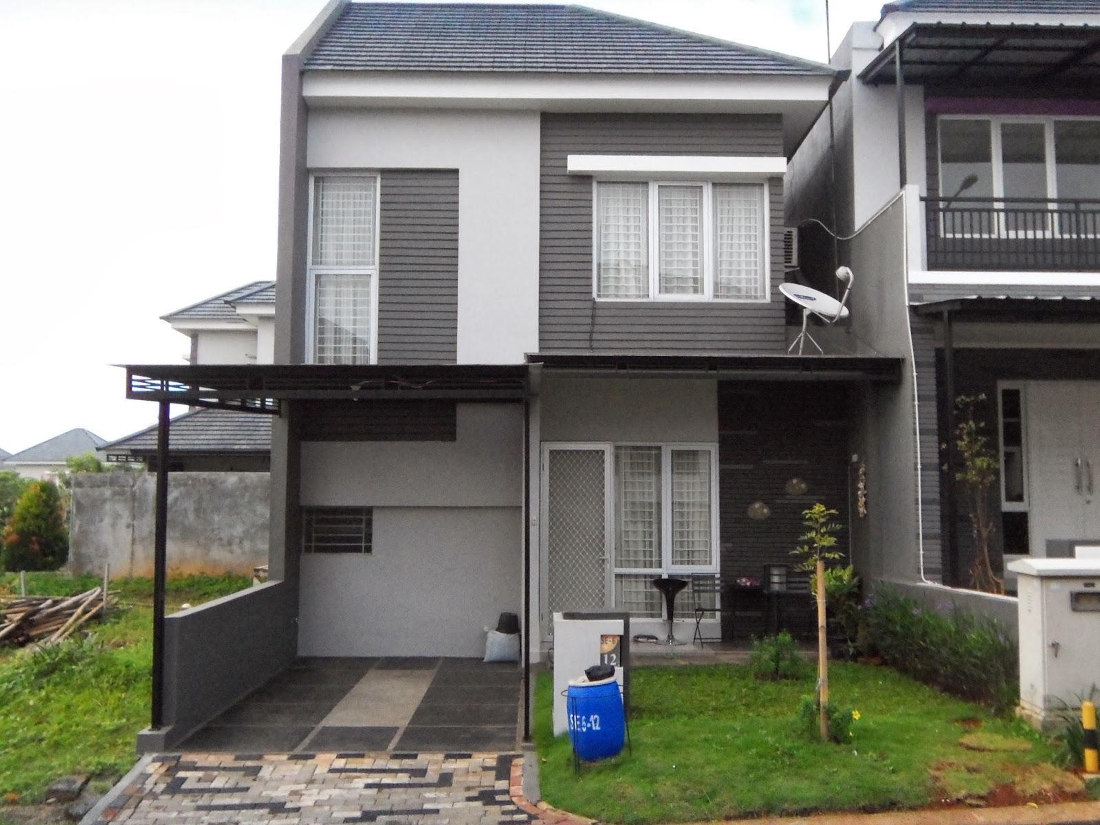Biaya Rumah Minimalis 2 Lantai Type 45 Desain Rumah Minimalis