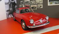 Fiat Abarth Zagato Sestriere 750, 1960
