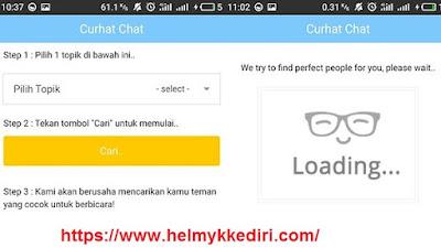 Callind aplikasi chatting pengganti whatsappc