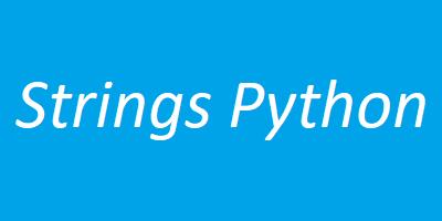 String Pada Pemrograman Python - Belajar Dasar Python