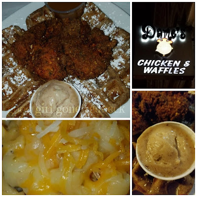 free write, writing, amwriting, good eats, great food, Durham, NC, southern living, southern comfort food, Dame's Chicken and Waffles,