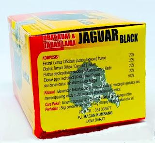 jual jaguar black jamu obat kuat di medan, jambi, bengkulu dan palembang