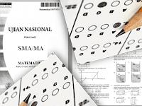 Latihan Soal Ujian Nasional (UN) SMA/MA dengan Kunci Jawaban Tahun 2016