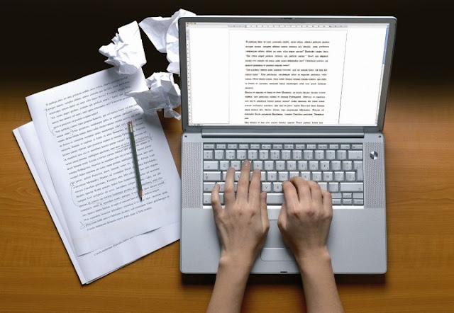 Kenapa Anda Perlu Gila Menulis?