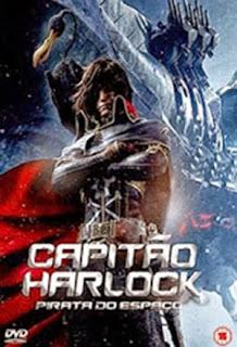 Capitão Harlock: Pirata do Espaço - HDRip Dual Áudio