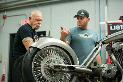 Teutul Paul Sr. e Paul Jr. em cena da série - Divulgação