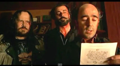 l día de la bestia - el fancine - el troblogdita - Cine español - Periodismo y cine - Manuel Martín Ferrand - CEU