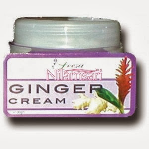 ginger cream leesa formula