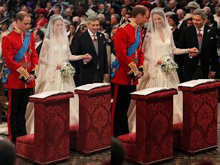 3 Primeiras impressões do Casamento Real