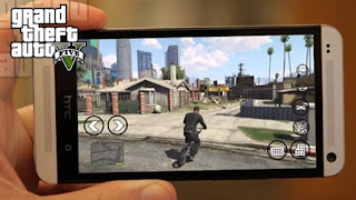 GTA 5 LITE Android Apk