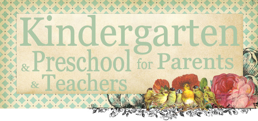 Kindergarten & Preschool for Parents & Teachers