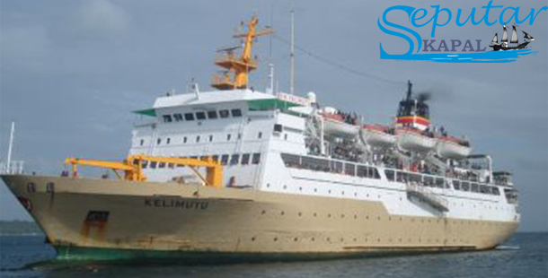 Spesifikasi Kapal Pelni KELIMUTU