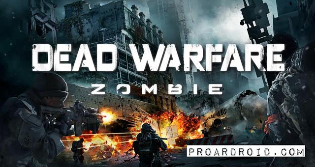 لعبة Dead warfare: zombie v2.1.0.102 مهكرة للأندرويد (اخر اصدار) logo