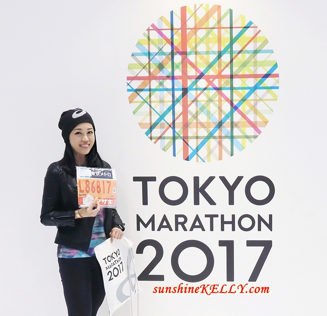 Ready for Tokyo Marathon 2017, The Day We Unite