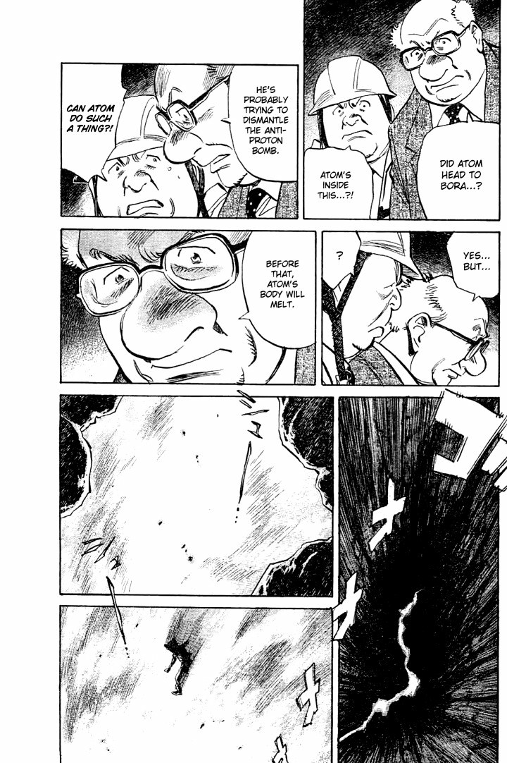 Page 17, Act 64: Sound of the End from Naoki Urasawa's Pluto Volume 8