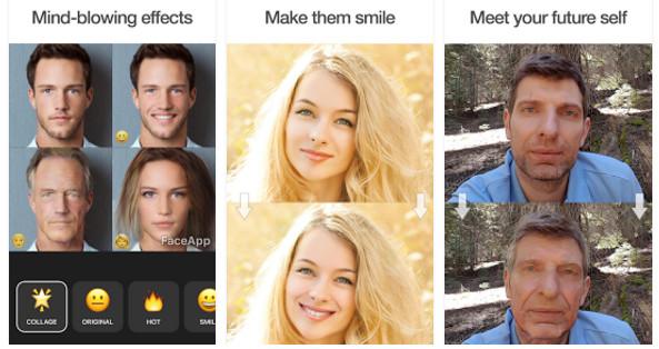 Download FaceApp Pro Apk (Aplikasi ubah wajah ke berbagai versi)