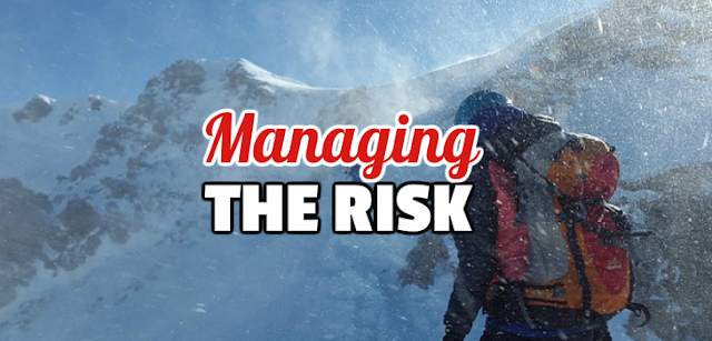 Properly Managing risk in gambling.