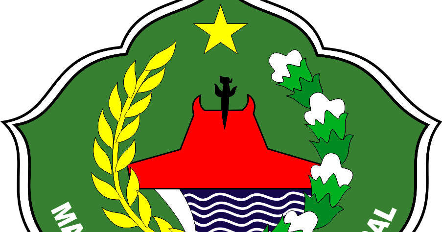 Logo Kabupaten Kota Logo Kabupaten Pamekasan Jawa Timur