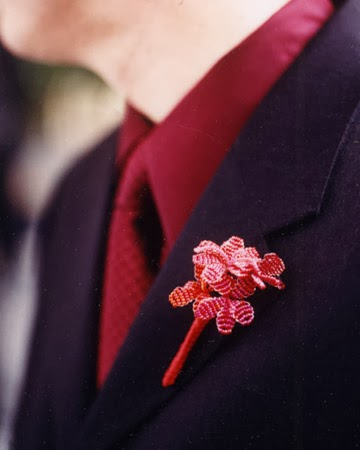 Wedding Boutonnieres - Tips for Achieving the Ultimate Finishing Touch