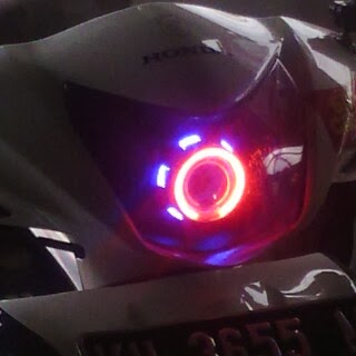 mini projector motor murah