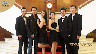 Behind The Scene Edelweiss