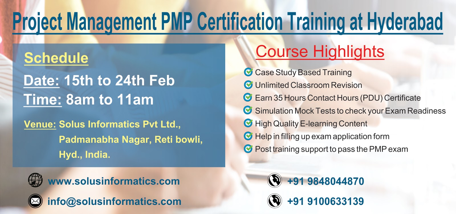 pmp project management How to become a certified project management professional this article explains the process to become a certified project management professional though certification is not necessary to hold most management positions, it can lend.