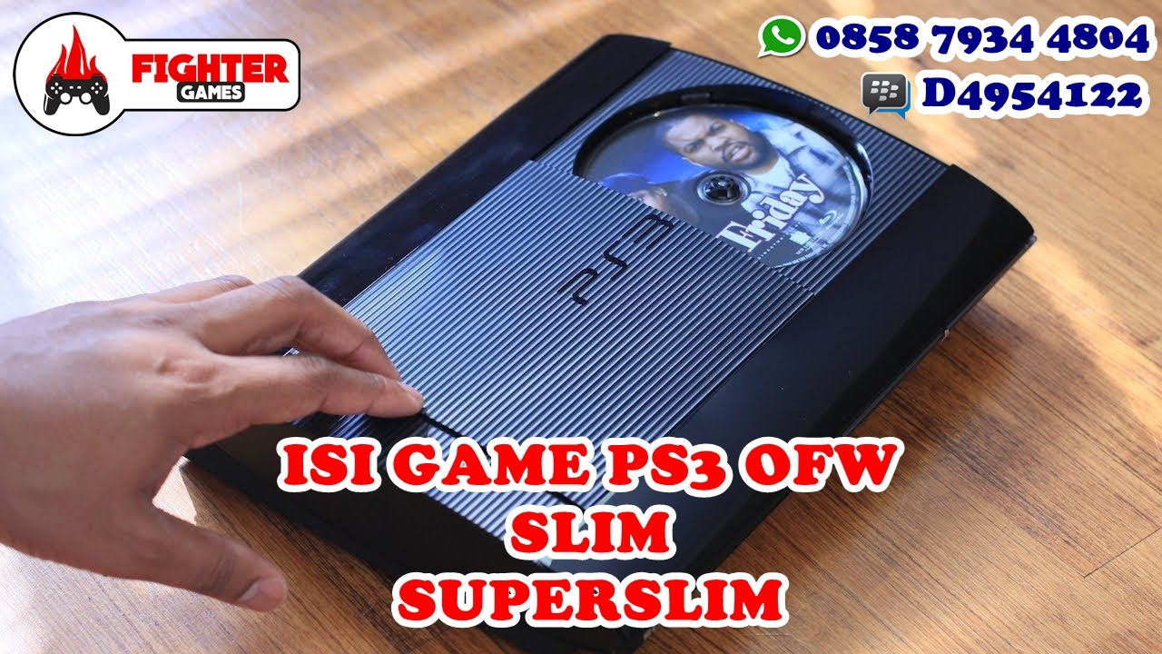 Playstation Ps3 Slim 160gb Cfw Terbaru 4804 Daftar Harga Terkini Ps 3 Refurbish 20xxx 480 Hdd 120gb 500gb External Paket Fullgame 150rb 250gb 200rb 320gb