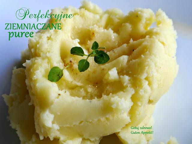 Perfekcyjne puree ziemniaczane - III warianty - Czytaj więcej »