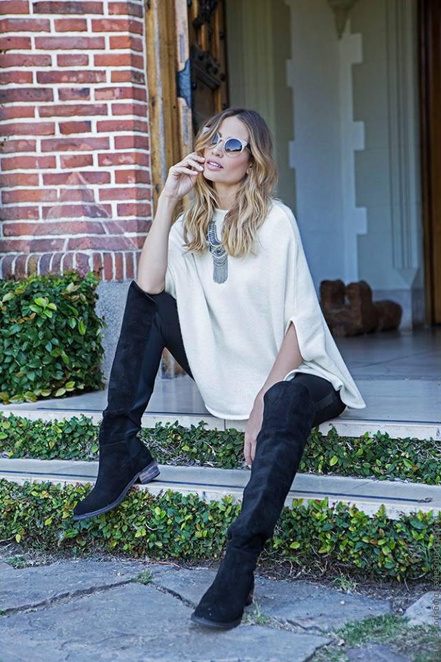 Capas invierno 2016 ropa de moda Milana Sweaters. Moda 2016.