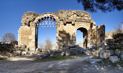 Triumphal arch of ancient city to return to former glory