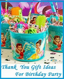 Birthday Party Favor Ideas One Of The Best Ways To Tell All Your Guests That Their Presence Is Appreciated Present Them A Thank You Gift