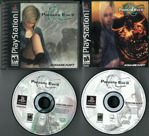 Download Parasite Eve 2 High Compressed