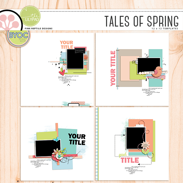 Tales Of Spring | Templates